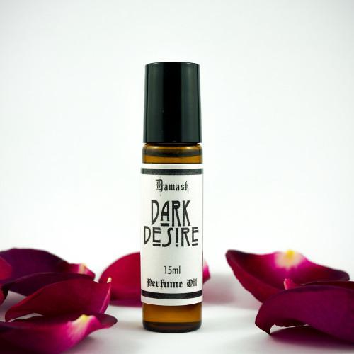 Perfume Oil - Dark Desire (15ml Roller Bottle)