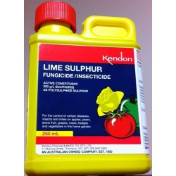 Lime Sulphur 250ml