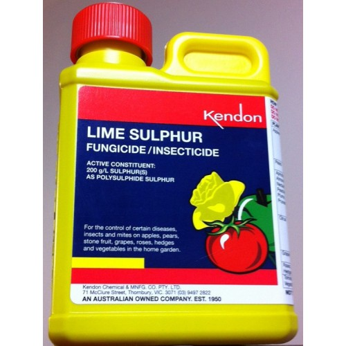 Lime Sulphur 500ml