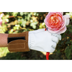 Goat Leather Gloves - Size L (9/25)