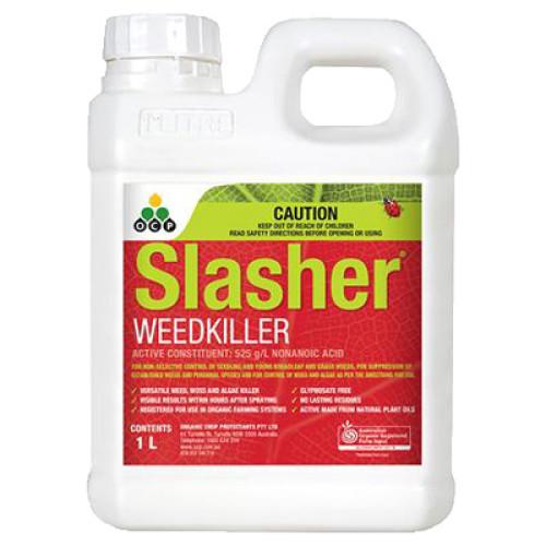 Slasher Weedkiller - 1 litre Concentrate